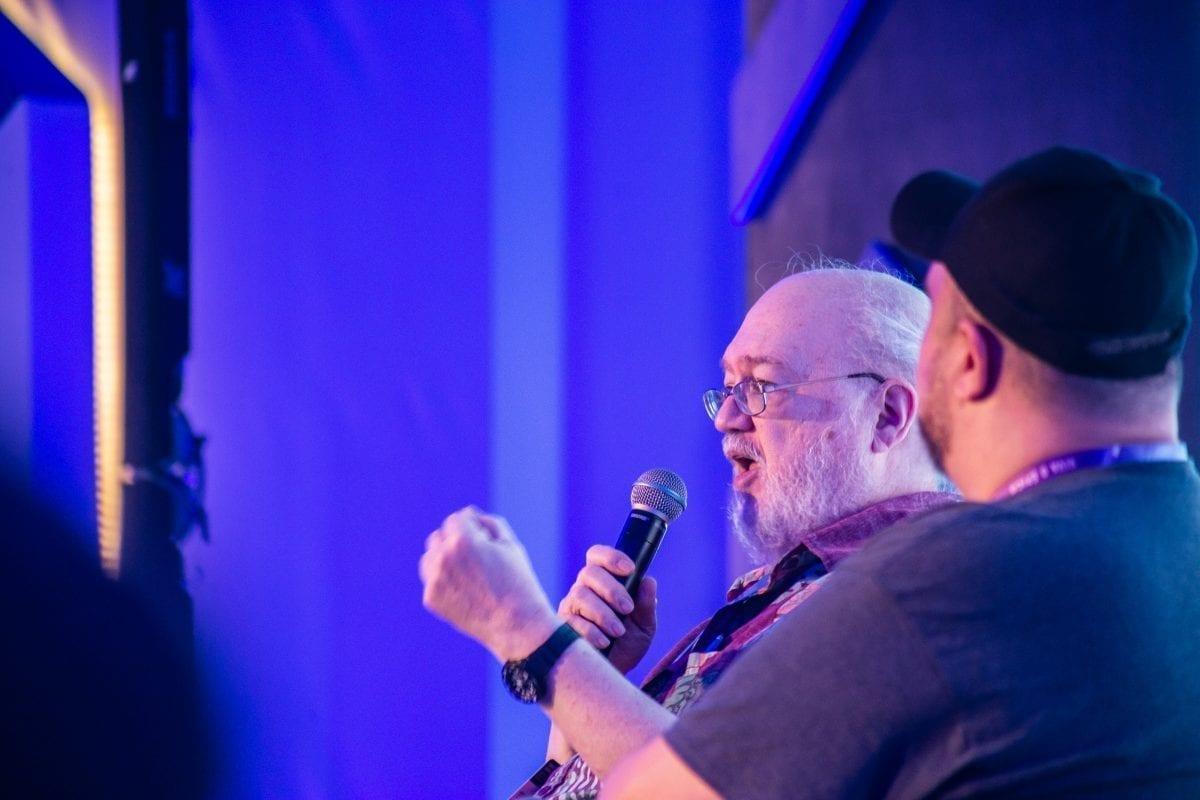 CCXP: David Michelinie dá aula de escrita e roteiro