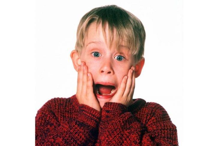 """Macaulay Culkin revive cenas de """"Esqueceram de Mim"""""""