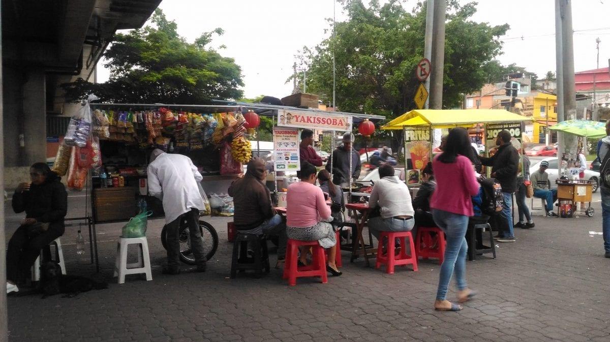 Senegaleses tentam recomeço em São Paulo