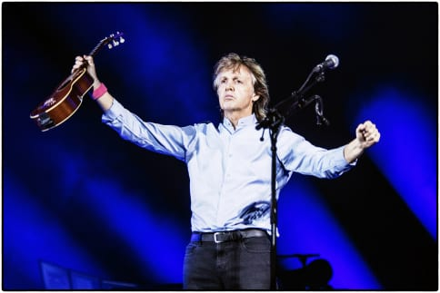 Paul McCartney: bastidores de shows e datas no Brasil