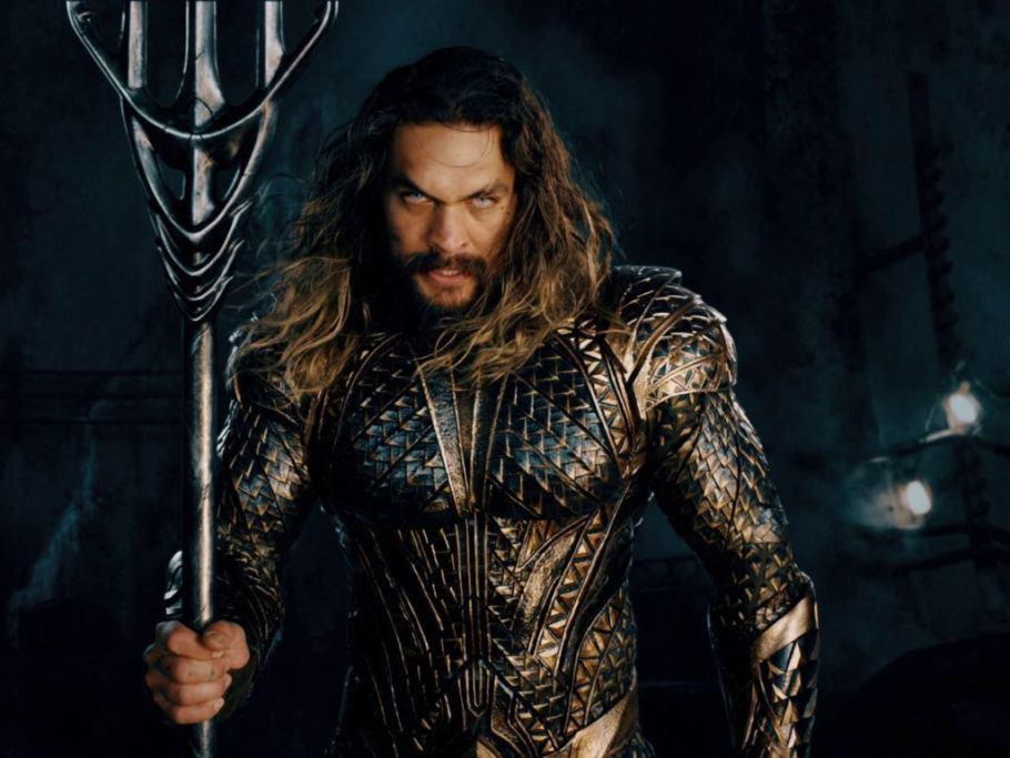 Crítica: Aquaman – a DC respira (embaixo d'água)