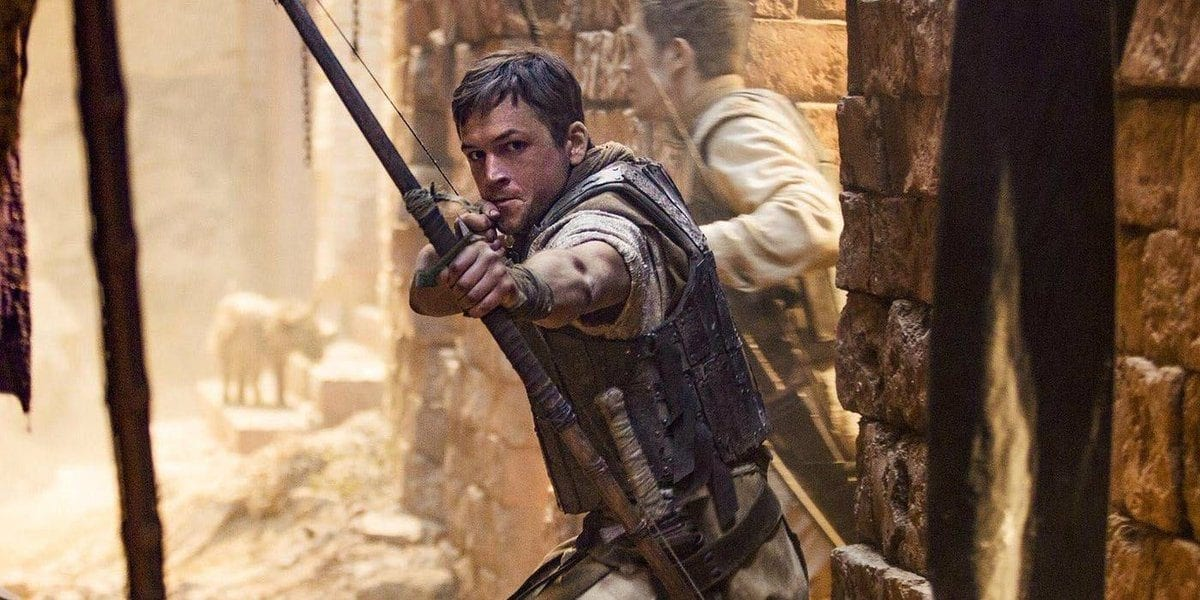 Resenha: Robin Hood – A Origem