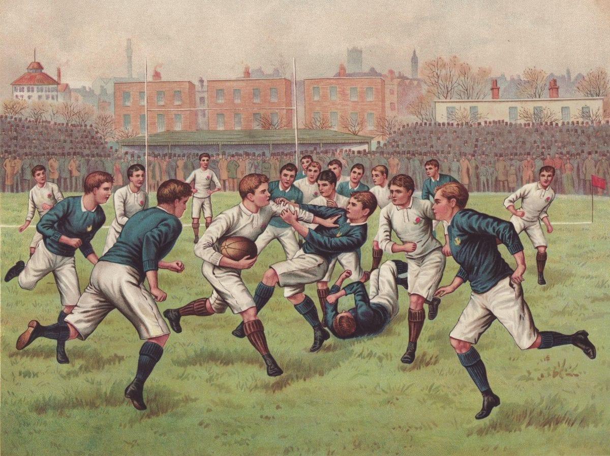 Os Esportes Ingleses no JUCA