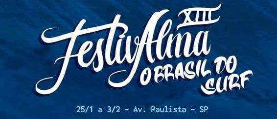 Festivalma levará o surf para a Av. Paulista