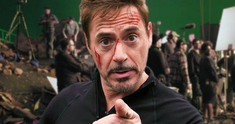 Robert Downey Jr pode ter vazado subtítulo de Vingadores 4, confira