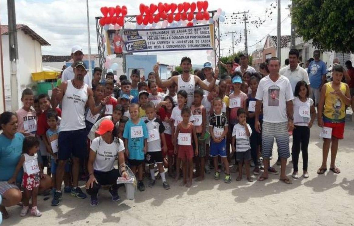 Lixeiro começa a correr e cria legião de atletas no sertão da Bahia