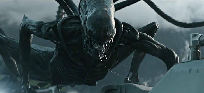 'Alien' retrata a epidemia de Aids dos anos 80