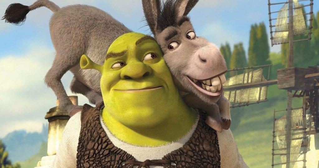 Shrek: o burro já foi um homem