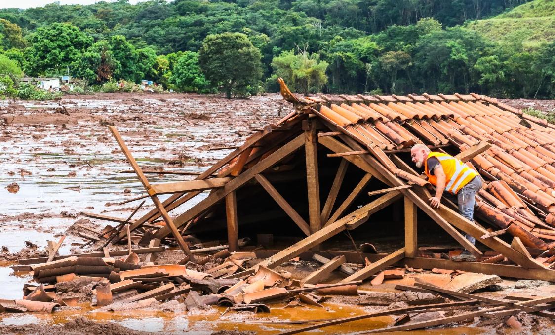 Brumadinho: Sofrimento em Minas Gerais
