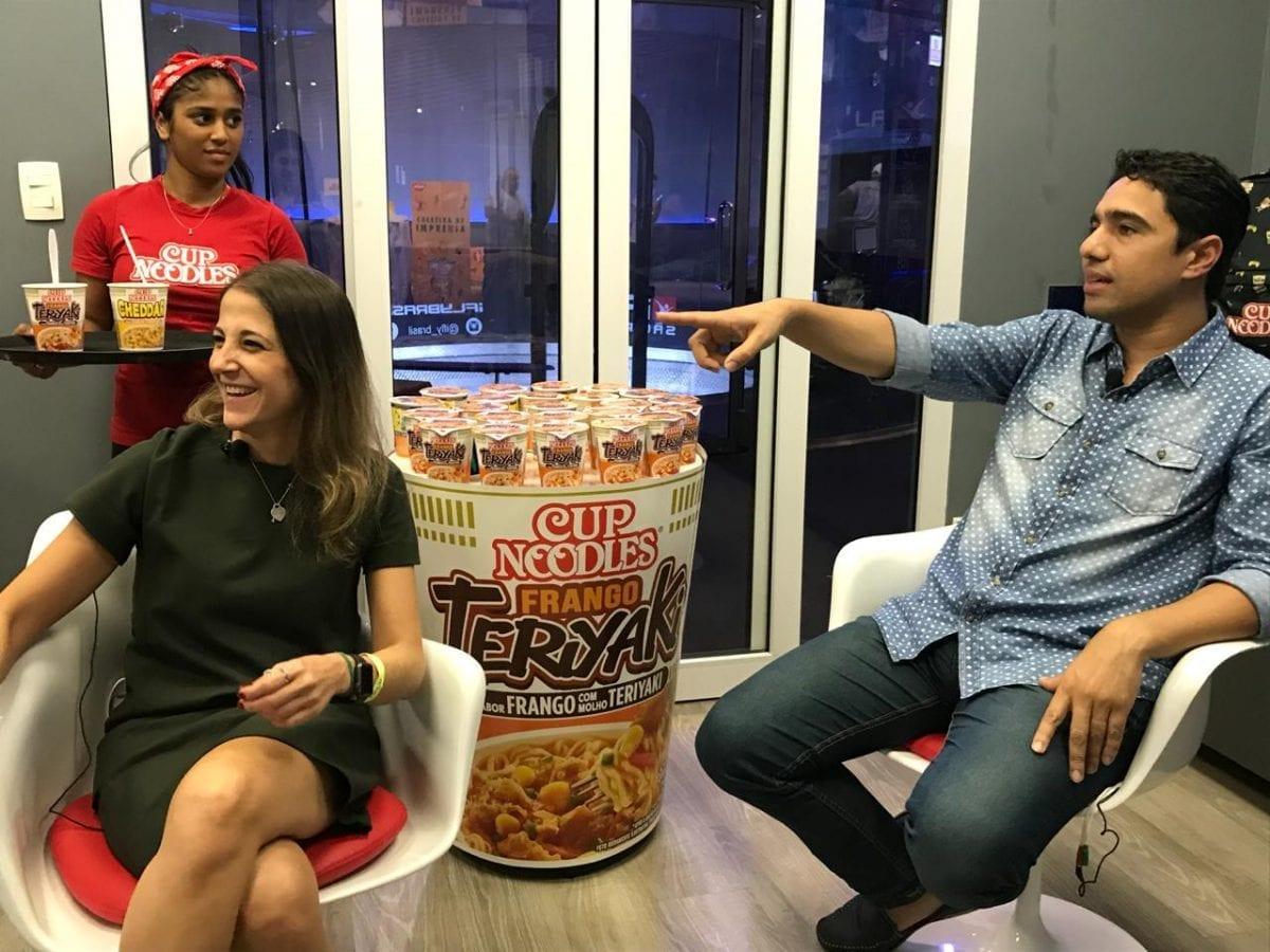 Fala!Marcas conversa com Danielle Ximenes, gerente de marca da Cup Noodles