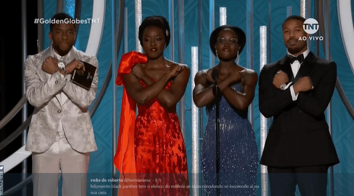 Os Melhores Momentos do Globo de Ouro 2019