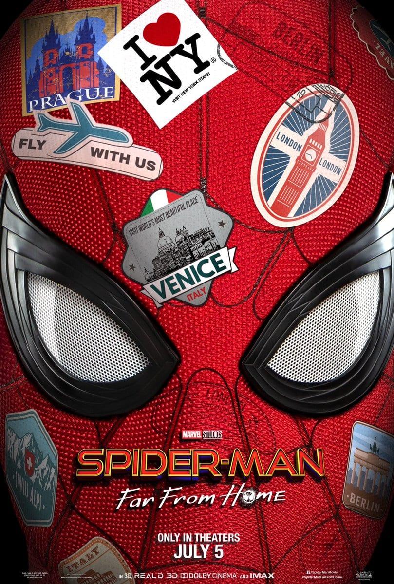 Homem-Aranha: Longe de Casa – assista ao primeiro trailer
