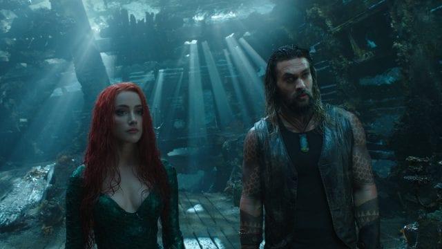 Aquaman é o filme mais visto da história da DC