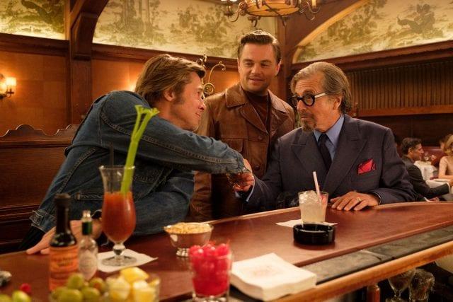 Novo filme do Tarantino terá Leonardo DiCaprio e Brad Pitt