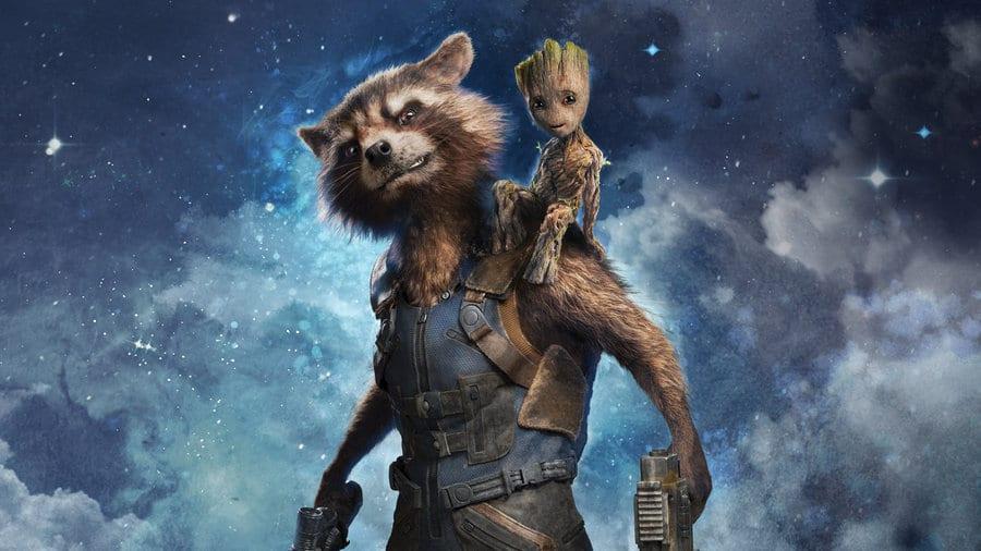 Como Rocket entende Groot?