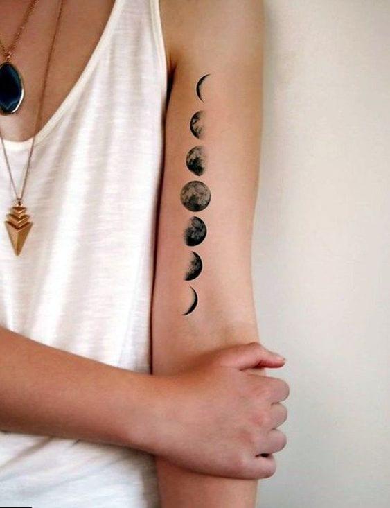 Tattoos diferentonas para você se inspirar
