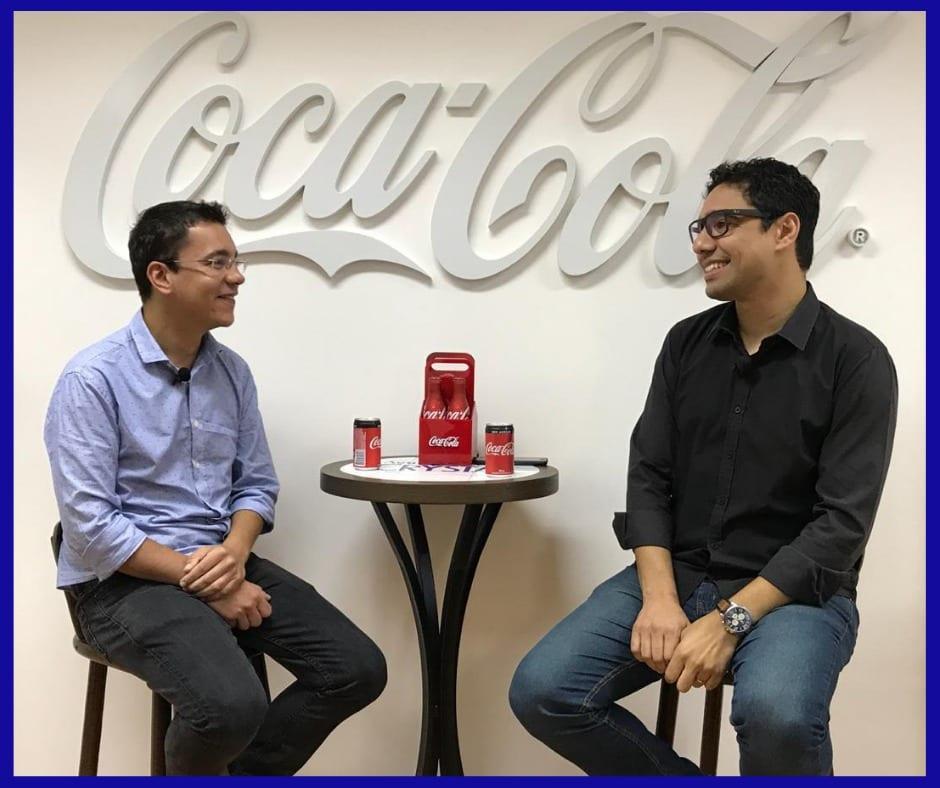 Fala! Marcas conversa com George Leite, Líder de Transformação digital da Coca-Cola FEMSA