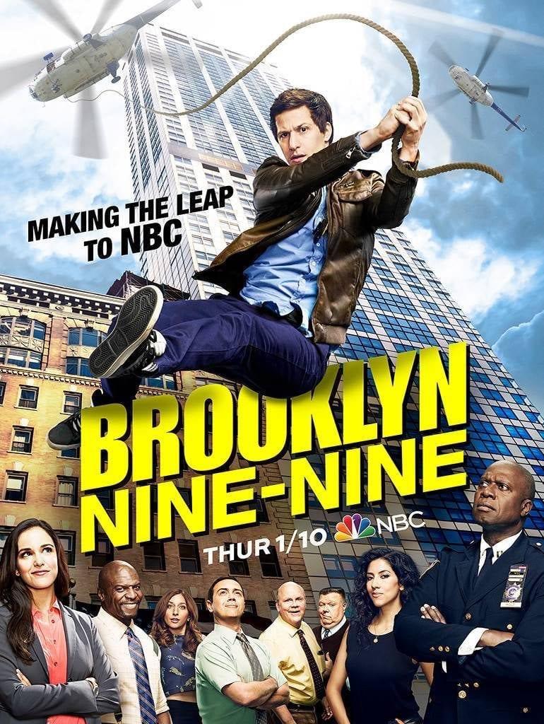 Brooklyn Nine-Nine terá nova temporada