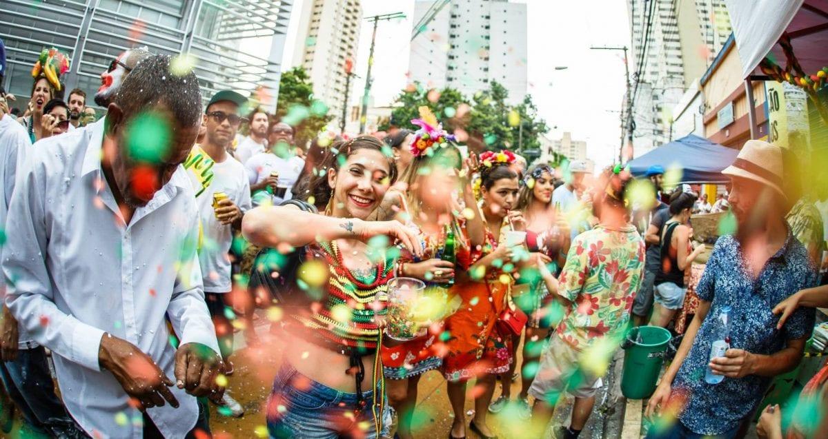 Os melhores bloquinhos e festas de carnaval deste fim de semana