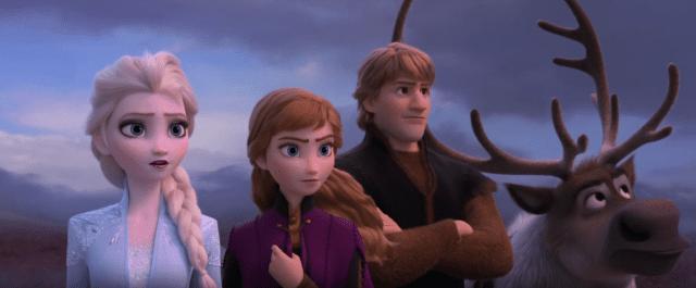 Frozen 2: um primeiro trailer é divulgado