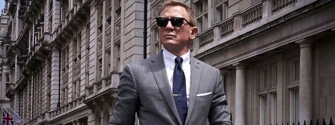 O 25º filme 007 já tem data de estreia