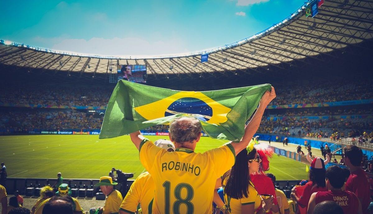 A construção da paixão no futebol