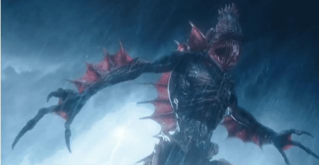 Aquaman terá um spin-off de horror