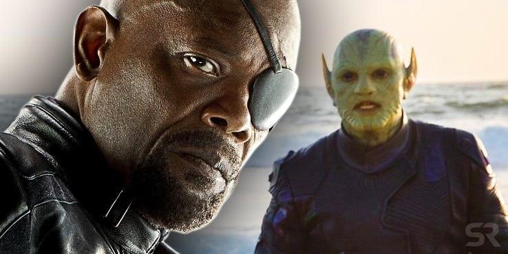 O papel dos Skrulls em Vingadores: Ultimato