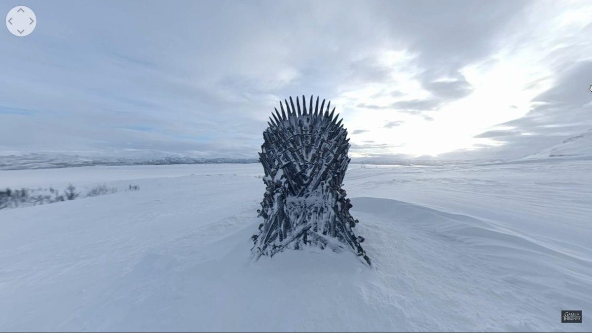 Game of Thrones: A HBO escondeu 6 tronos ao redor do mundo – e você deve encontrá-los