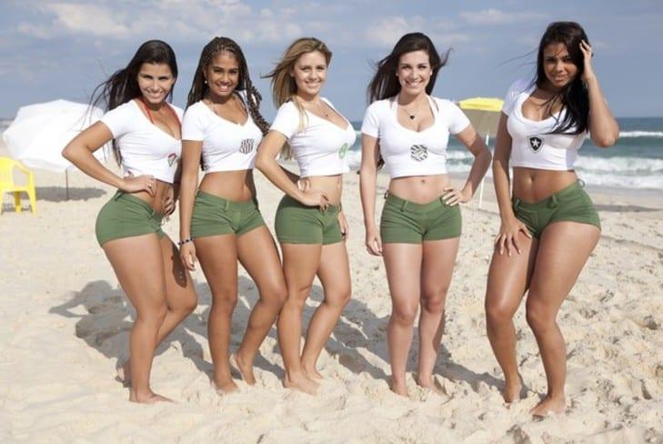Os estados brasileiros com as mulheres mais bonitas