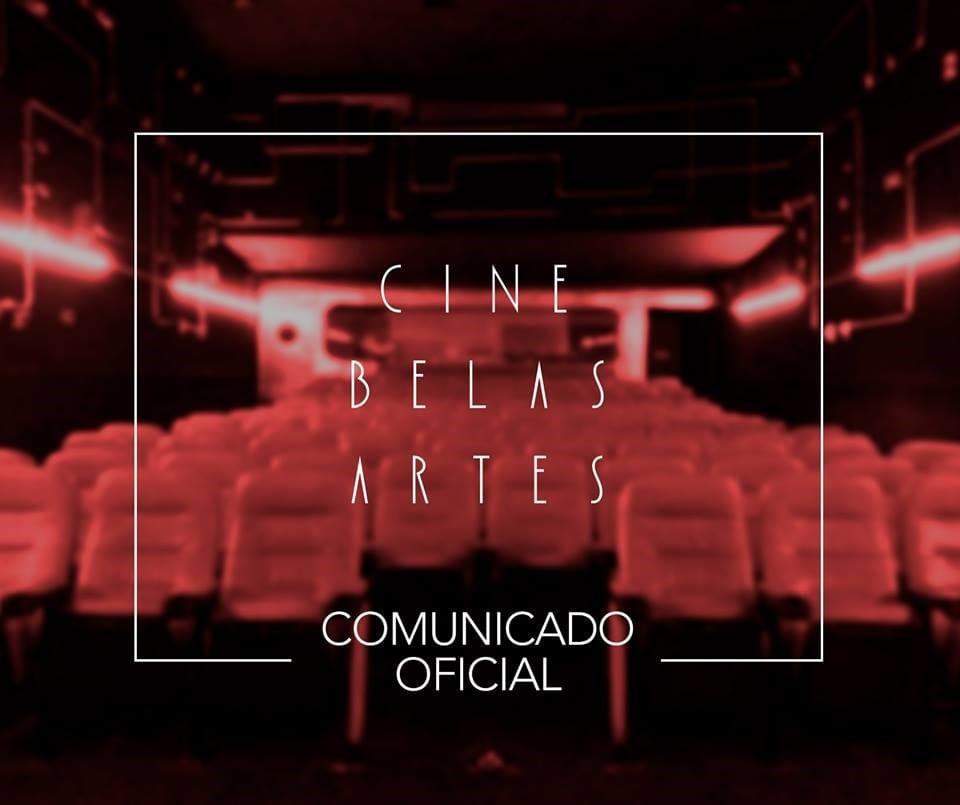 Cine Belas Artes tem, novamente, seus dias contados