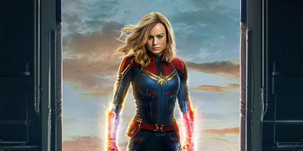 Capitã Marvel (2019) faz parte da Fase 3 da cronologia Marvel.
