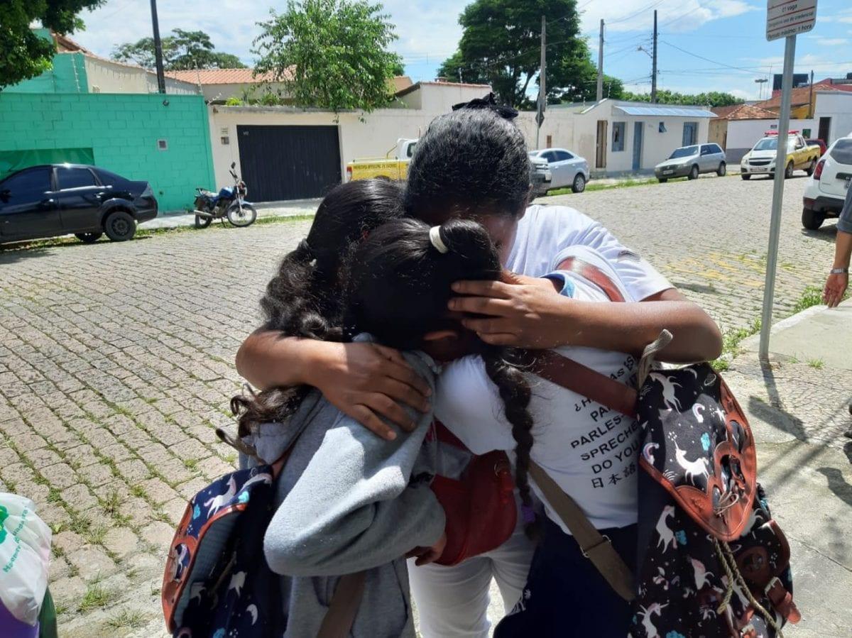 Tiros na escola em Suzano