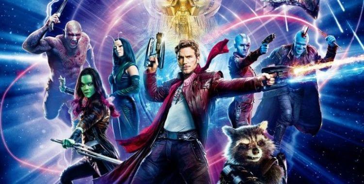 Guardiões da Galáxia Vol. 2 (2017) se passa antes das sequências Vingadores.