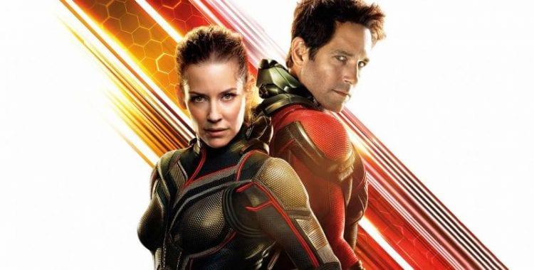 Homem-Formiga e a Vespa (2018) antecede a sequência do filme Vingadores: Guerra Infinita.