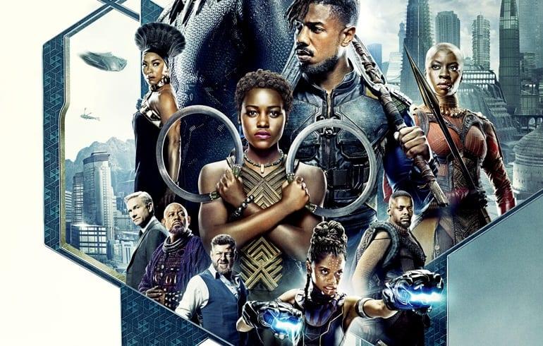 Pantera Negra (2018) é o segundo filme da cronologia Marvel em sua Fase 3.