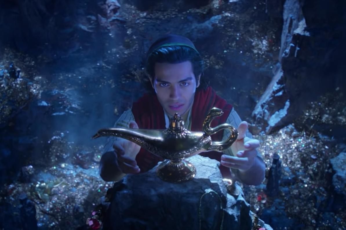 Novo trailer de Aladdin mostra Will Smith como o Gênio