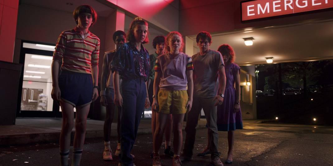 Netflix lança trailer completo de Stranger Things