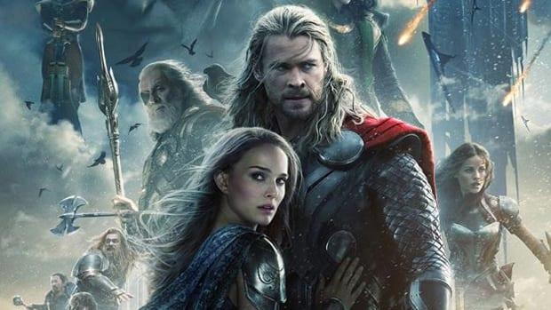Thor: O Mundo Sombrio (2013) é o segundo filme na cronologia Marvel da Fase 2.