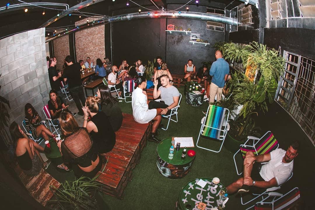 São Paulo: reinauguração do Degrau Bar na Zona Norte
