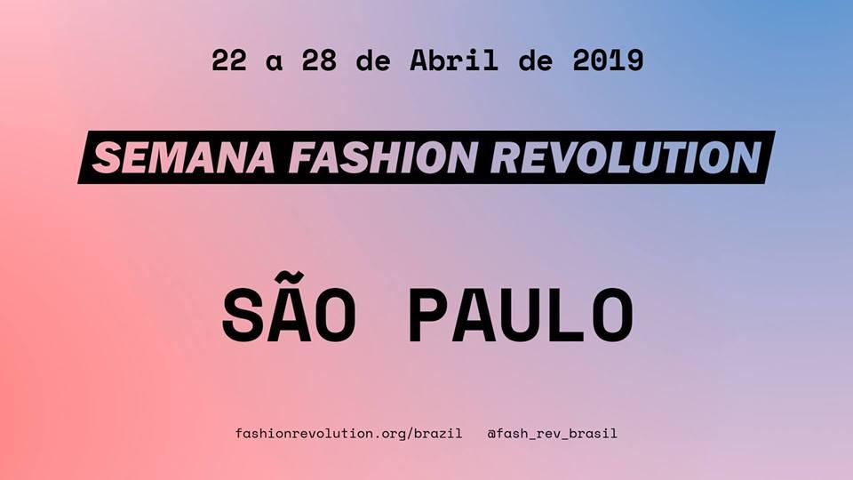 Fashion Revolution Week: ainda existe responsabilidade social na moda