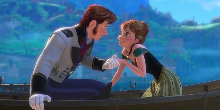 Anna e Hans