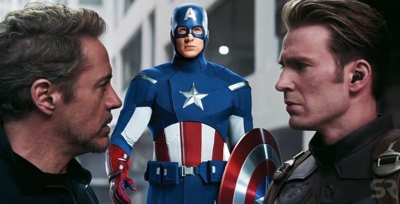 Capitão América pode ter sido alterado digitalmente no novo trailer de Vingadores: Ultimato
