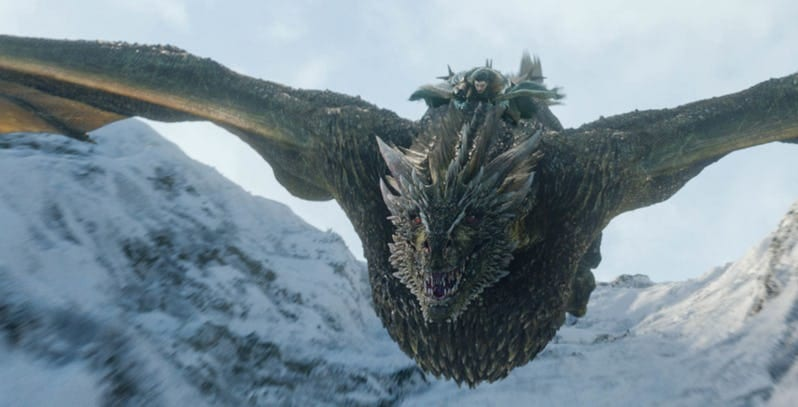 Game of Thrones: O que aconteceu com o dragão de Jon