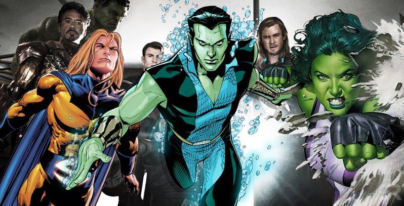 Quais serão os próximos heróis da Marvel?