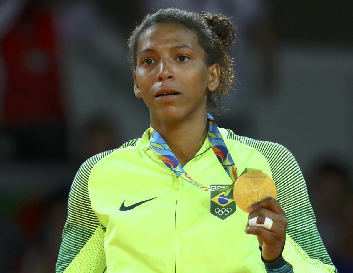 Relembre os judocas brasileiros que já foram campeões olímpicos