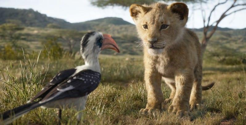 Timão, Pumba e Rafiki aparecem nas novas fotos de Rei Leão