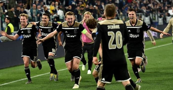 A nova geração do Ajax