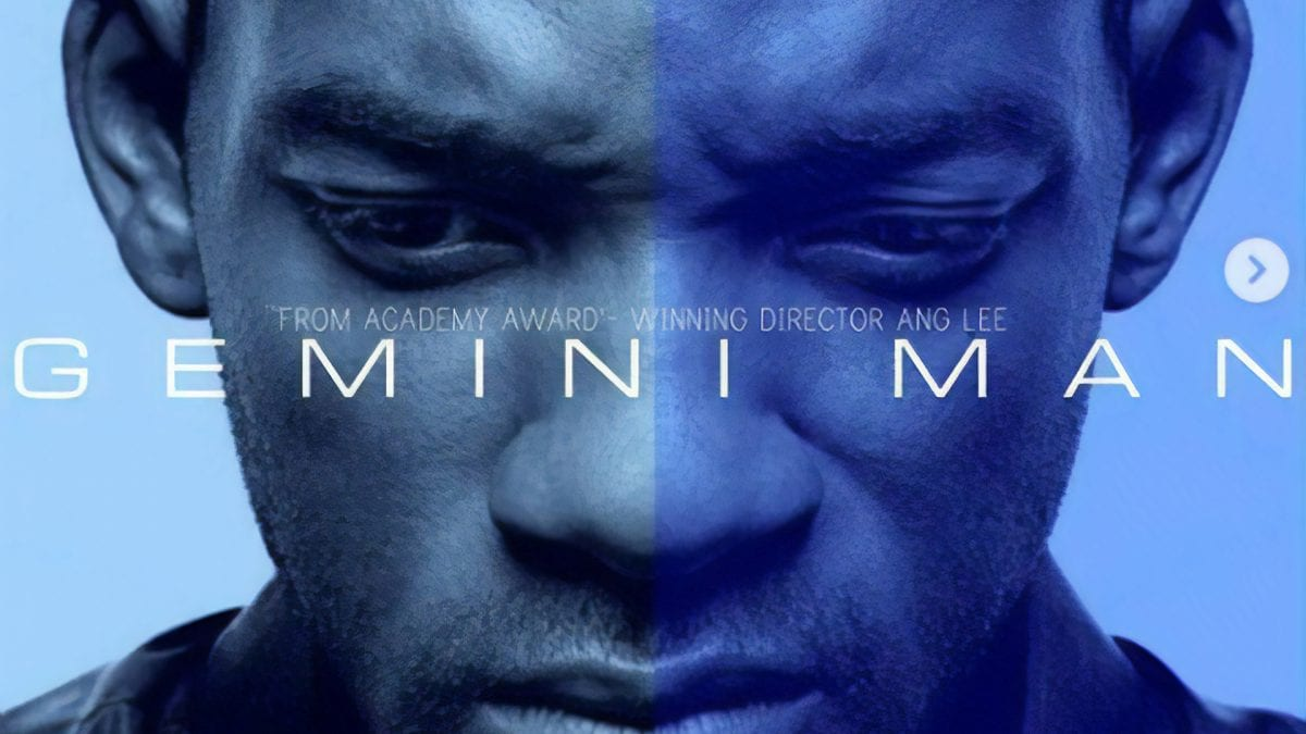 Saiu o primeiro trailer de Gemini Man, protagonizado por Will Smith