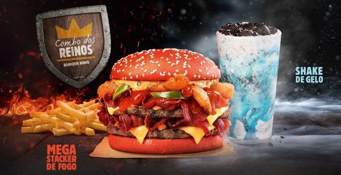 BK anuncia o Combo dos Reinos inspirado em Game of Thrones